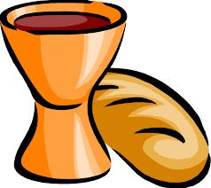 Public Domain Clip Art Image | bread and wine | ID: 13526005215785 ...